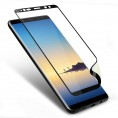Защитная пленка MakeFuture 3D Samsung Note 8 Black -